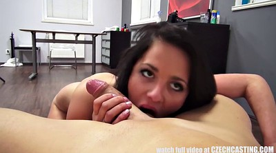 Czech, Casting anal, Best, Anal casting