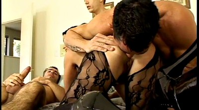 Double, Mature anal