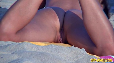 Nudist, Beach voyeur, Nudist beach, Nudism, Voyeur beach couple, Public couple