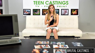 Bdsm, Tied, Teen casting, Tied and fucked