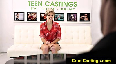Teen casting, Casting couch, Couch, Hardcore bdsm