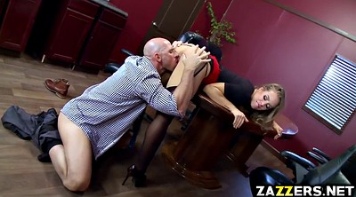Nicole aniston, Boss, Johnny sins, Nicole, Pussy eating, Johnny