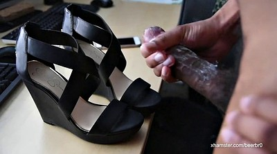 Shoe, Shoes, Shoe cum, Cum shoe