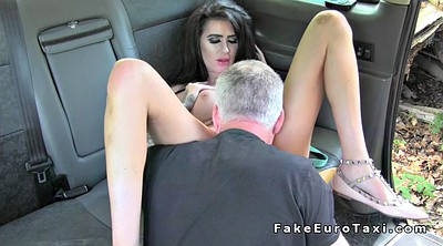Taxi, Fake taxi, Public anal