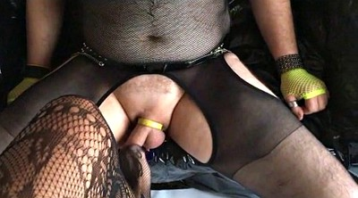 Crossdressing, Crossdresser blowjob