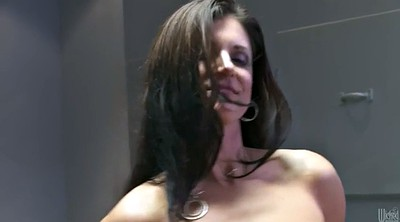 Uniform, Indian summer, India summer, Hairy milf