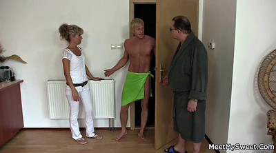 Fuck wife, Wife threesome, Wife fucked, Old couple