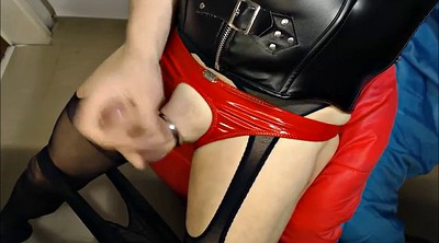 Nylon, But, Nylon handjob