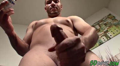Handjob, Gay muscle, Amateur gay