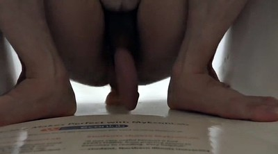 Dildo, Cum ass, Real orgasm, Hard sex, Real gay