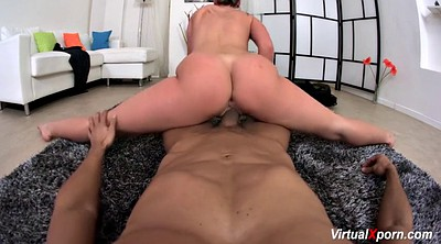 Yoga, Yoga sex, Ballerina, Pov blowjob