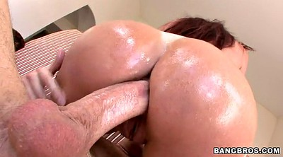 Oil ass, Tiffany mynx, Milf ass