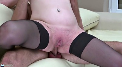 Granny anal, Mother son, Old anal, Mature sex