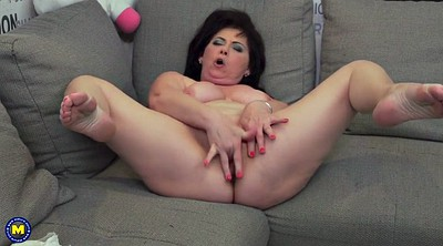 Mom, Granny fingering, Chubby milf, Bbw mom