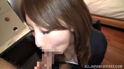 Clothed, Asian office, Pantyhose fuck, Asian pantyhose, Asian orgasm