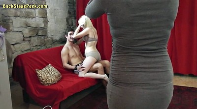 Czech couple, Czech couples, Behind the scenes, Czech amateur, Behind scene