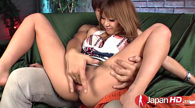 Japanese threesome, Shaved, Shaved japanese, Japanese creampies