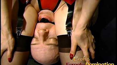 Asian femdom, Asian bdsm, Tied asian