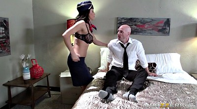 Johnny sins, Uniform, Sins, Milf hotel