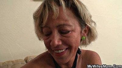 Old mom, Bdsm mature, Old wife, Young wife, Girlfriend mom, Mom old