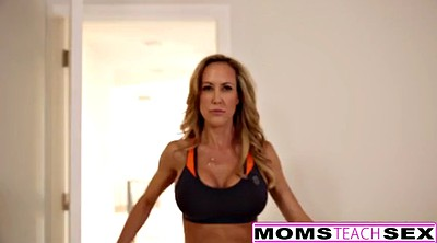 Mom and son, Yoga, Son mom, Son fuck mom, Son and mom, Sexy mom