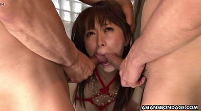 Squirt, Bondage, Tied, Asian bondage