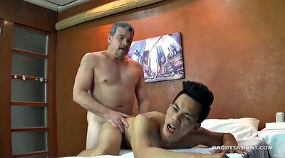 Daddy, Old couple, Asian old, Gay old, Asian daddy, Old daddy gay