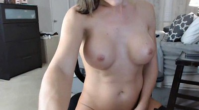 Trans, Big toy, Dildo ride, Masturbation voyeur, Dildo cam