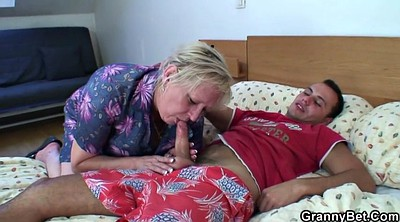 Old young, Horny mature, Grandmas