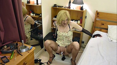 Chastity, Amateur stockings