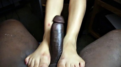 Footjob, Virgin, Virgins