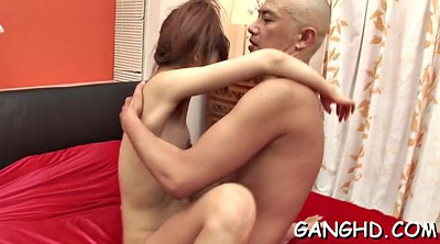 Japanese group, Japanese gangbang, Licentious