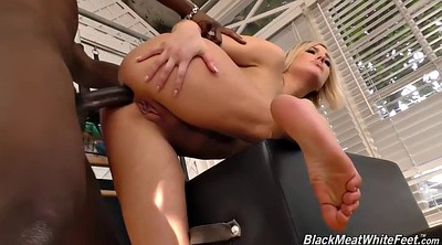 Bbc, Kate england, Ass ebony anal, White ass, Ebony feet