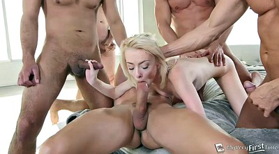 Gangbang bbw, Bbw group