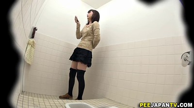 Piss, Japanese solo, Toilet, Japanese piss, Japanese girl, Pissing