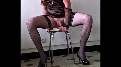 Bdsm, Crossdresser, Slave training, Intense