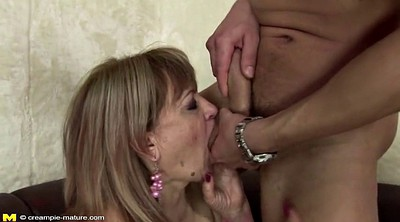 Mature anal, Old mom, Anal granny