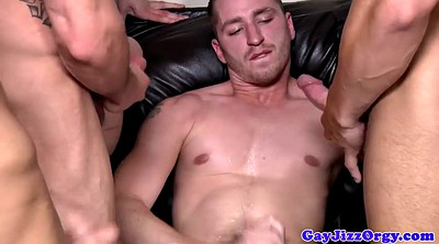 Gay group, Dreaming, Cock