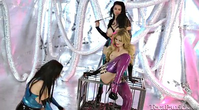 Spanked, Lesbian spanking, Torture, Spanking each other