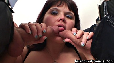Wife swallow, Wife threesome, Mature swallow