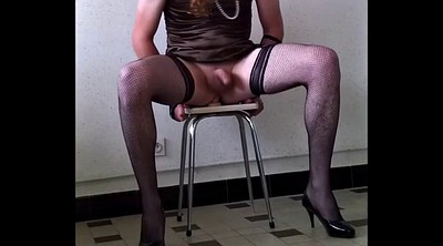 Crossdresser, Training, Gay slave