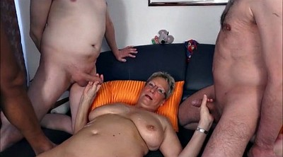 Group, Granny group, German tits