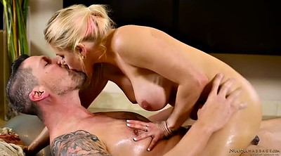 Huge, Oiled, Nuru massage, Titties