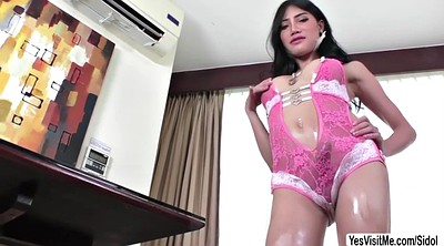 Thai, Asian shemale, Thai anal
