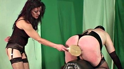 Spanking, Crossdress