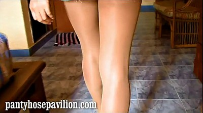 Indonesian, Upskirt, Asian pantyhose
