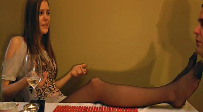 Foot, Nylon foot, Smell foot, Teen nylon, Nylon worship, Teen pantyhose