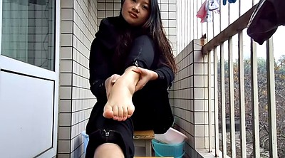 Chinese teen, Chinese foot, Chinese g, Asian foot