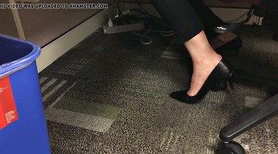 Foot, Candids, Heels, Candid, Fetish
