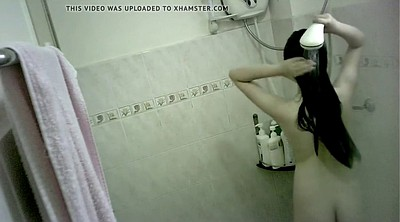 Chinese, Chinese hidden, Hidden chinese, Hidden cam shower, Chinese w